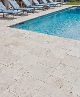 Pearl Travertine Castlestone